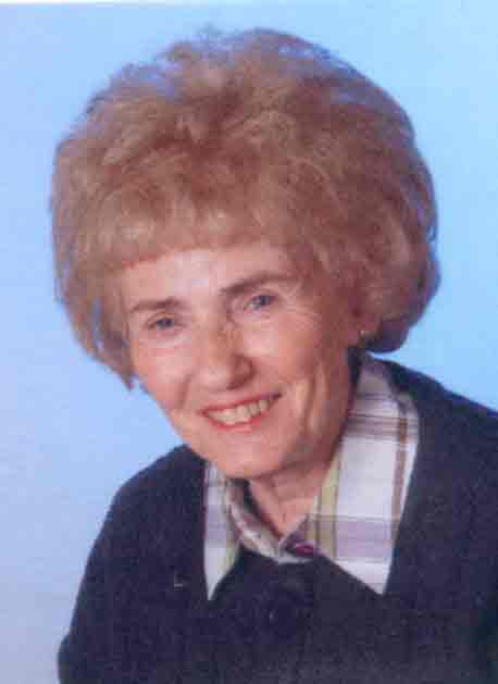 Hildegard Siegordner